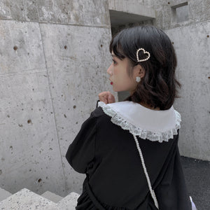 Black Seifuku Dress