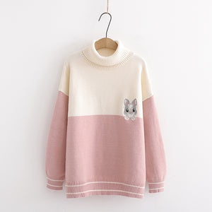 Bunny Sweater pic