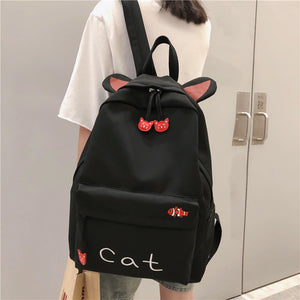 Cat Fish Backpack