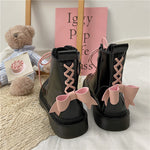 Cute Bowknot Boots pic