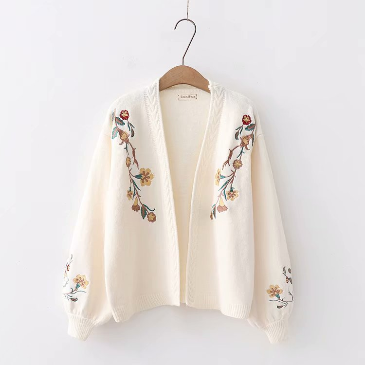 Flower Cardigan pic