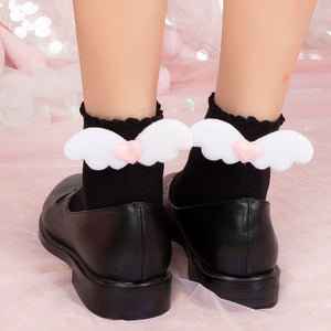 Kawaii Wing Socks pic