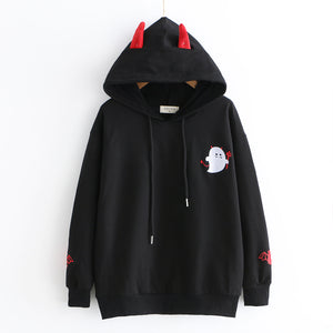 Kawaii Devil Hoodies