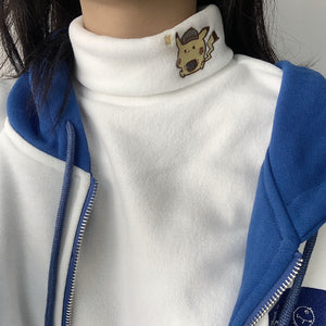 Pocket Monster Turtleneck Shirt