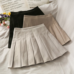 Preppy Pleated Skirt pic