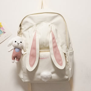Rabbit Backpack pic