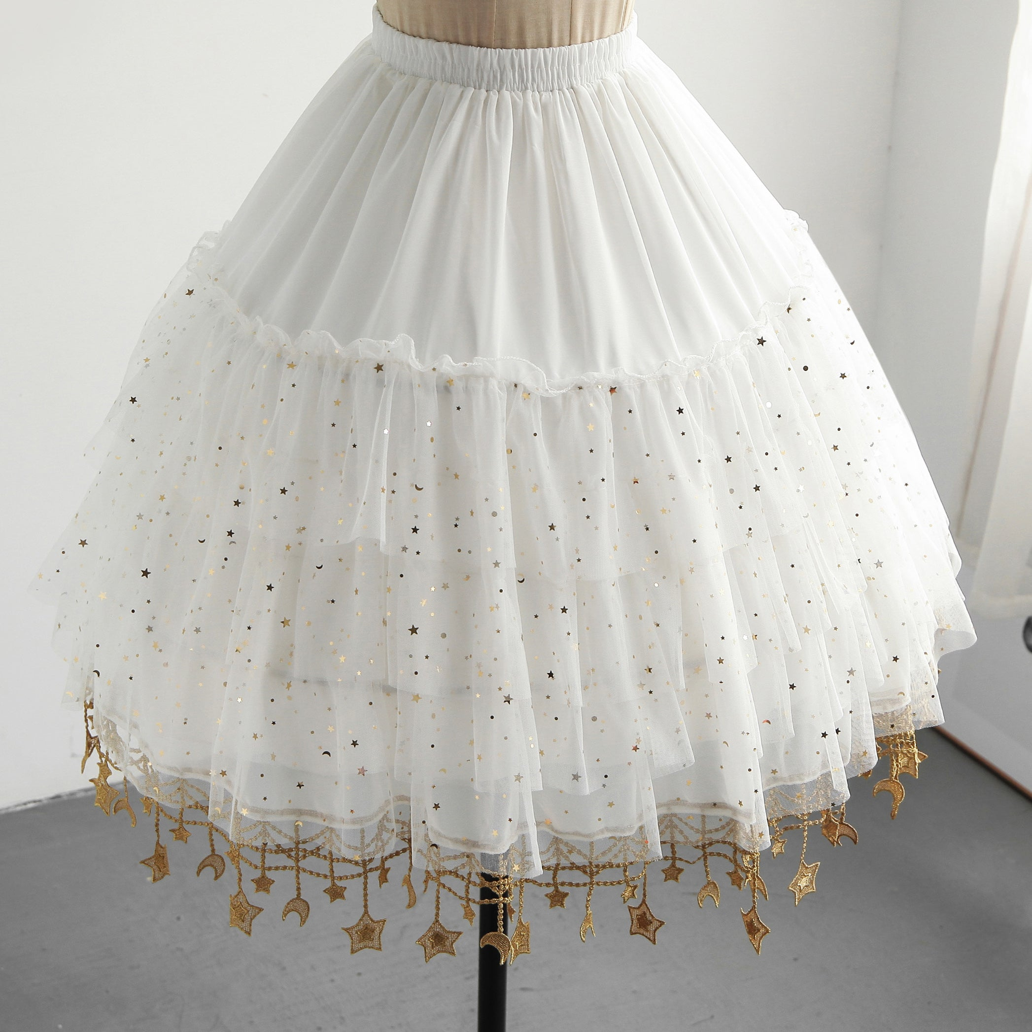 Starry Tutu Skirt pic