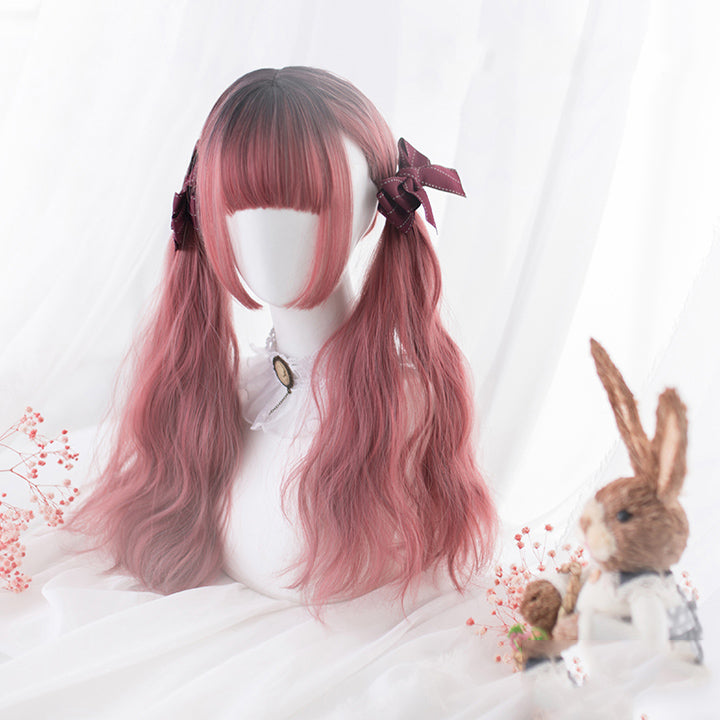 Strawberry Cos Wig