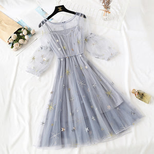 Fairy Gauze Two Pieces Dresses