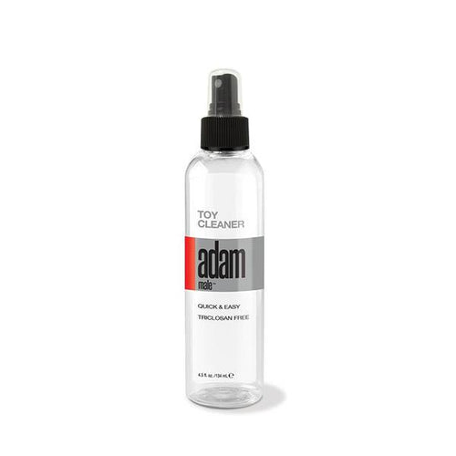 Adam Male Adult Toy Cleaner - 134 ml Spray Bottle