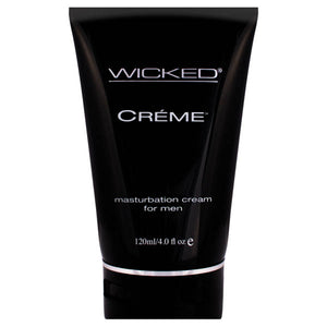 Wicked Creme - Masturbation Cream for Men - 120 ml (4 oz) Tube