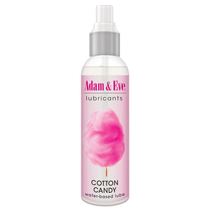 Adam & Eve Cotton Candy Flavoured Lubricant - Cotton Candy Flavoured Lubricant - 118 ml