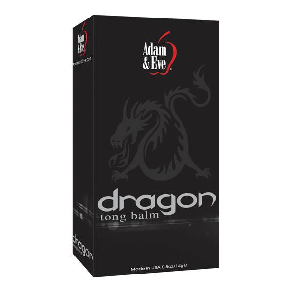 Adam & Eve Dragon Tong Balm - Male Enhancement Balm - 14 g Tub