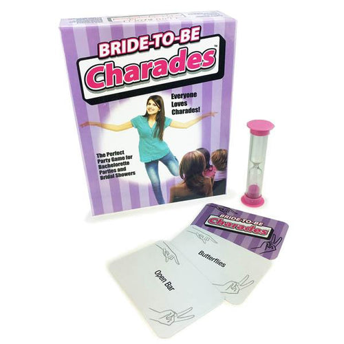 Bride-To-Be Charades - Hens Party Game