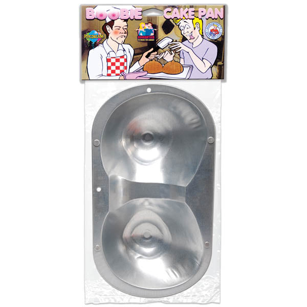 Boobie Cake Pan - Novelty Cake Pan