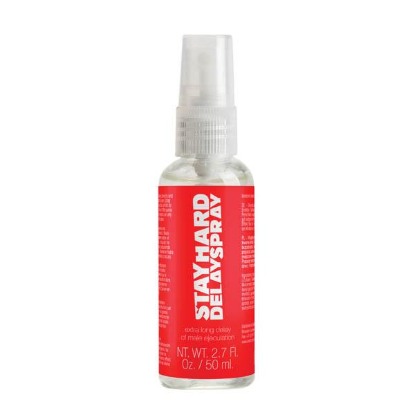 Pharmquests Stay Hard - Male Delay Spray - 50 ml Bottle