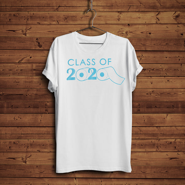 Just For Fun T-Shirts: Class of 2020 White
