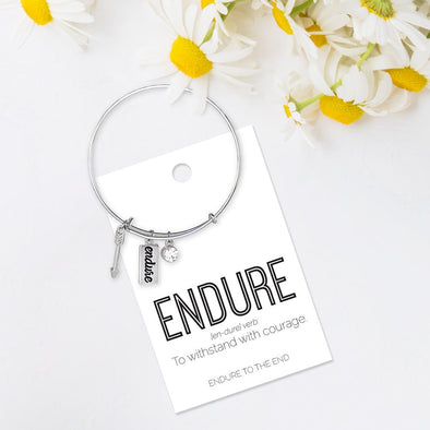Endure Bangle Bracelet