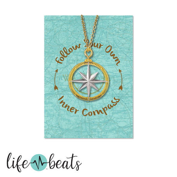 Inner Compass Necklace