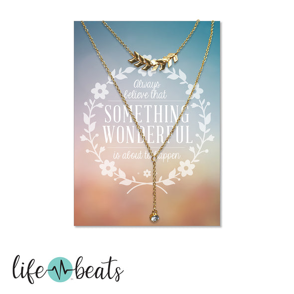 Something Wonderful Necklace