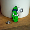 Big Dill Pickle Pin