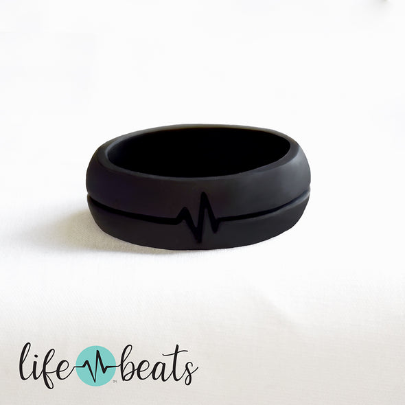 Fearless Silicone Ring