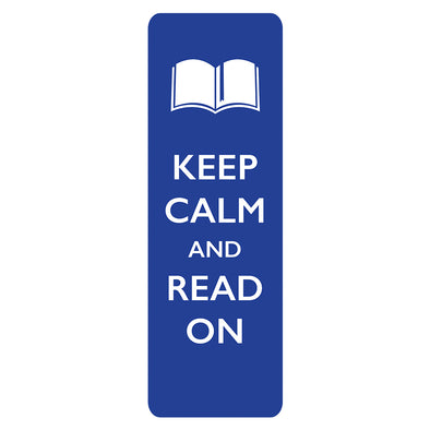 Keep Calm Bookmark