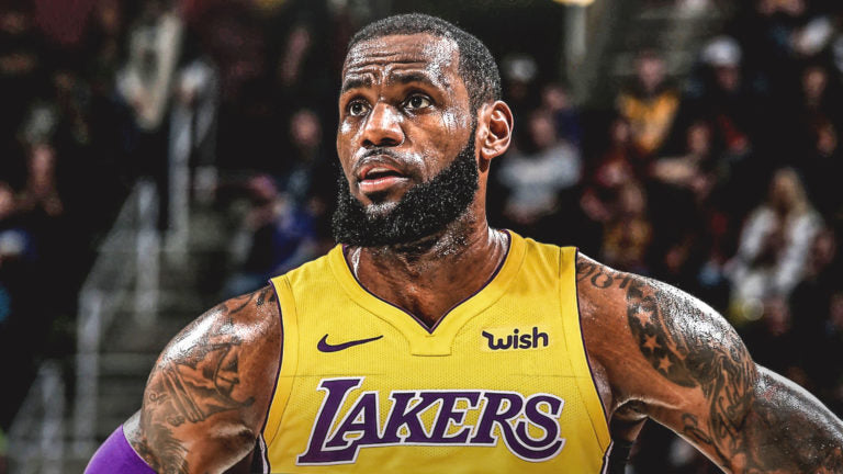 Bron Bron makes it to Los Angeles and all I can think about is traffic