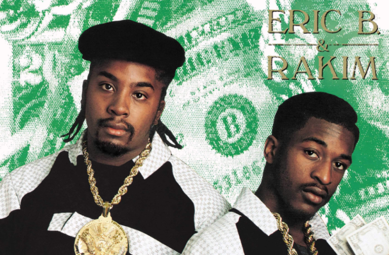 A plea for peace and payments from Eric B & Rakim