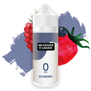 Milkshake E-liquids Blue Berry Milkshake 100ML 0MG Vape Juice