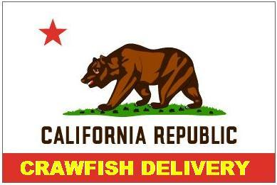 California Live Crawfish