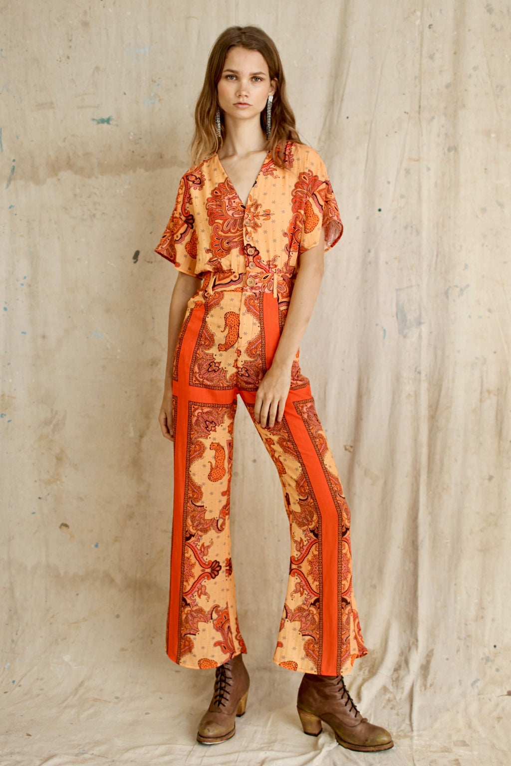 ginger-frank - Levitation Jumpsuit - Lenni the label