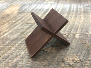 X-Caliber Cigar Stand - Walnut