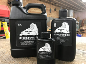 Walrus Oil - Cutting Board Oil 2oz.