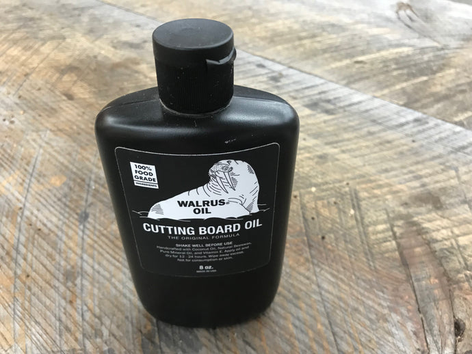 Walrus Oil - Cutting Board Oil 8oz.