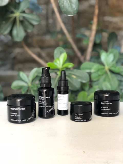 Kahina Giving Beauty - Moroccan Skin Care with a Purpose