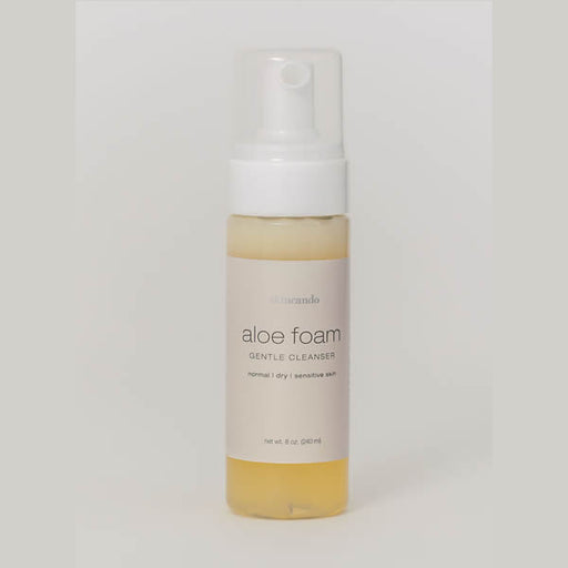 Aloe Foam Gentle Cleanser