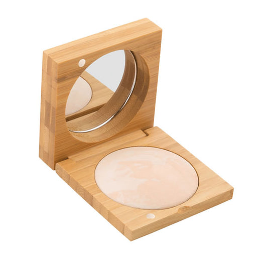 Baked Foundation - | Sherwood Green Life eco friendly makeup products, best green beauty products, all natural beauty care for sensitive skin