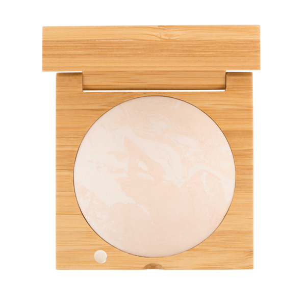 Baked Foundation - Fair | Sherwood Green Life all natural organic makeup products, natural non toxic makeup kits, affordable organic beauty products