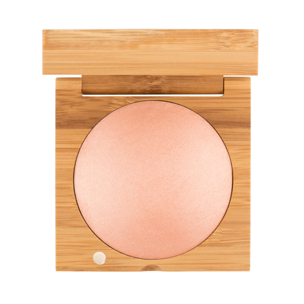 Baked Highlighting Blush - Cheek Crush | Sherwood Green Life all natural organic makeup products, natural non toxic makeup kits, affordable organic beauty products