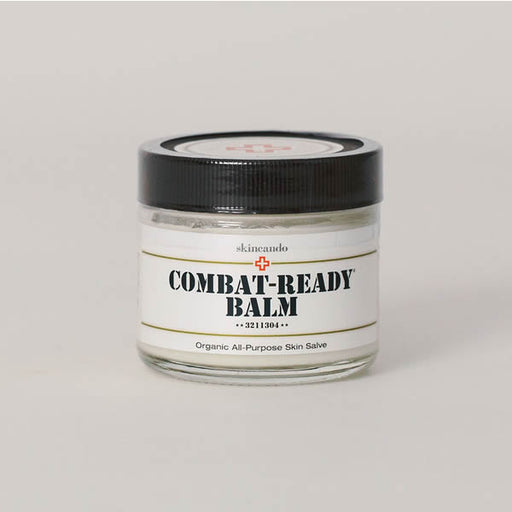 Combat Ready Balm - | Sherwood Green Life natural children's bath products, no silicone no paraben no sulfate shampoo, natural and non toxic personal care products