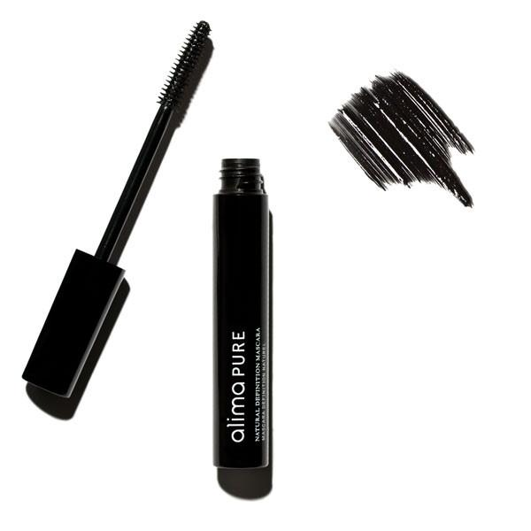 Natural Definition Mascara - Black | Sherwood Green Life eco friendly makeup products, best green beauty products, all natural beauty care for sensitive skin