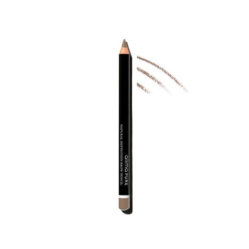 Natural Definition Brow Pencil - Blonde | Sherwood Green Life eco friendly makeup products, best green beauty products, all natural beauty care for sensitive skin