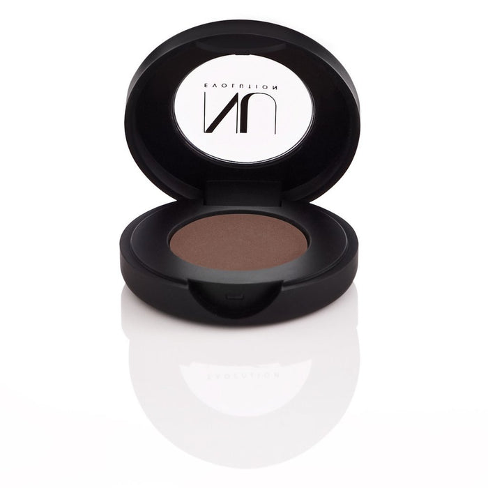 Pressed Eye Shadow - Chocolate Mousse | Sherwood Green Life all natural organic makeup products, natural non toxic makeup kits, affordable organic beauty products
