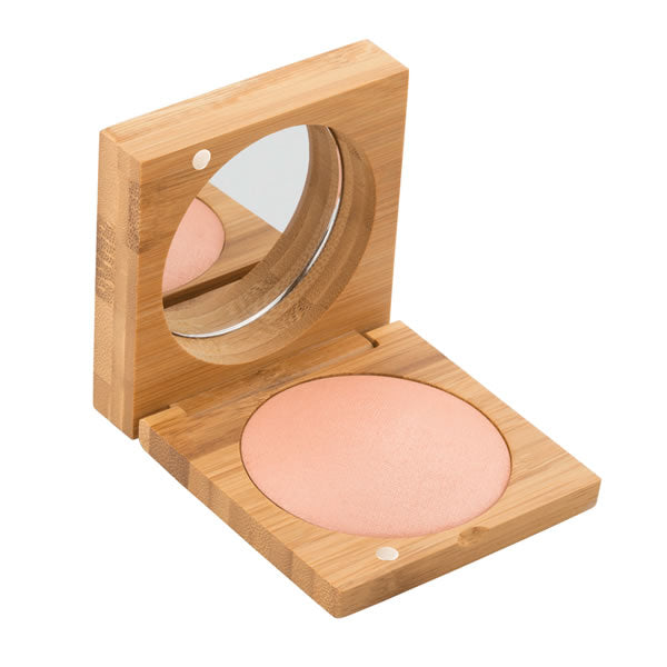 Baked Highlighting Blush - | Sherwood Green Life eco friendly makeup products, best green beauty products, all natural beauty care for sensitive skin