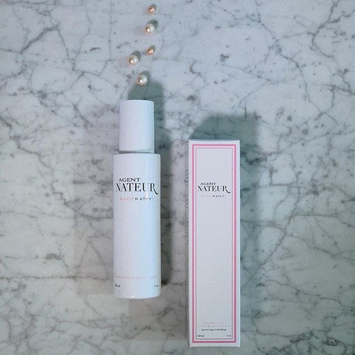 Holi(water) Hyaluronic Pearl & Rose Toner