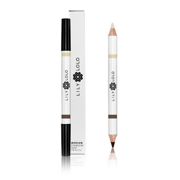 Brow Duo Pencil - | Sherwood Green Life all natural organic makeup products, natural non toxic makeup kits, affordable organic beauty products