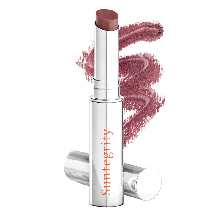 Lip CPR SPF 30 Lipstick - Plum Eclipse | Sherwood Green Life all natural organic makeup products, natural non toxic makeup kits, affordable organic beauty products