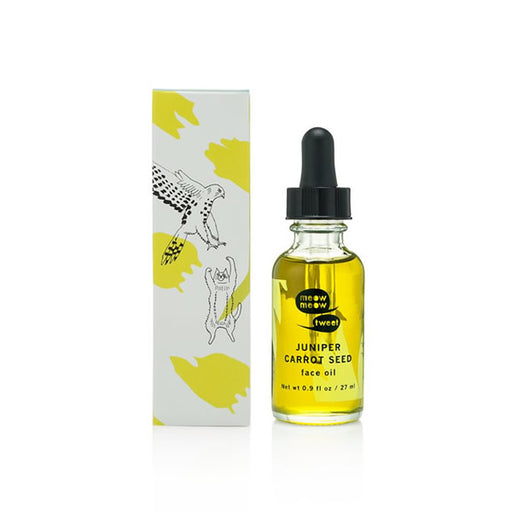 Face Oil - Juniper Carrot Seed