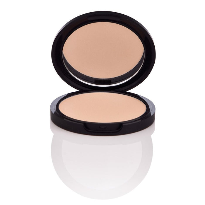 Pressed Powder Foundation - 201 | Sherwood Green Life all natural organic makeup products, natural non toxic makeup kits, affordable organic beauty products